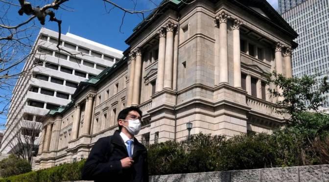 Se espera que el Banco de Japón ofrezca una visión sombría sobre las exportaciones y la producción este mes