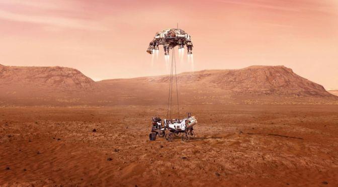 Expediciones a Marte podrían emplear reactores para transformar el CO2 en combustible