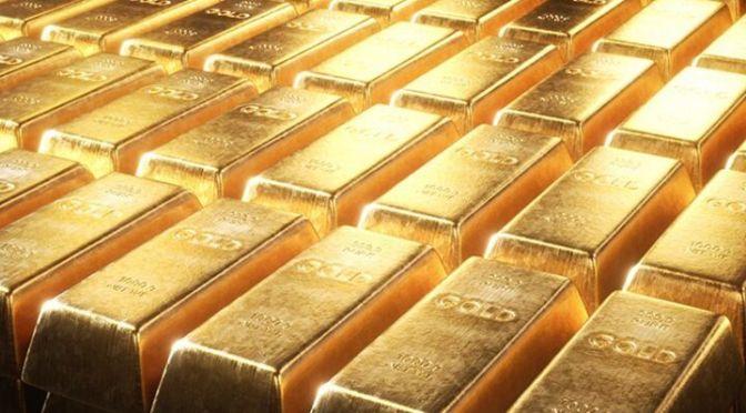 Precios del oro se recuperan al inicio de la semana