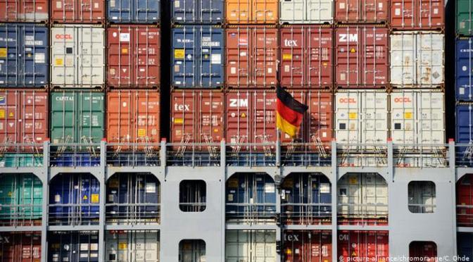 Pedidos industriales alemanes aumentan debido a fuerte demanda extranjera