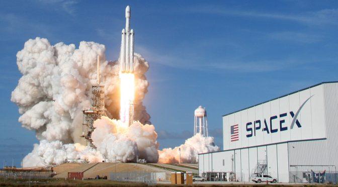 SpaceX se prepara para lanzar la primera tripulación totalmente civil a órbita
