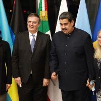 Maduro aterriza en México para la cumbre de líderes latinoamericanos