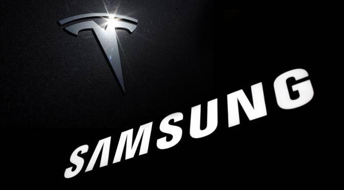 Samsung en conversaciones con Tesla para hacer chips autónomos de próxima generación