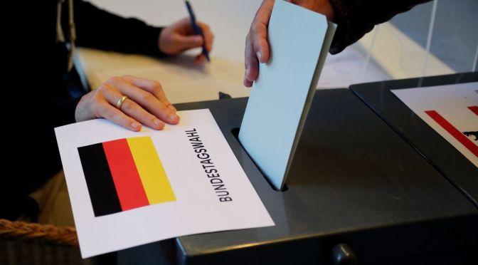 Alemanes votan en elecciones cerradas para decidir la sucesora de Merkel