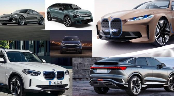 Fabricantes de automóviles eléctricos de China se mueven por Europa