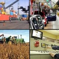 Indicador Global de la Actividad Económica mostró un aumento de 0.5% en términos reales en julio