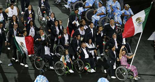 Delegación paralímpica mexicana se lleva múltiples medallas pese a poca cobertura