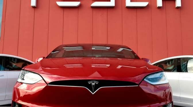 Tesla presiona a Estados Unidos para aumentar las sanciones por ahorro de combustible