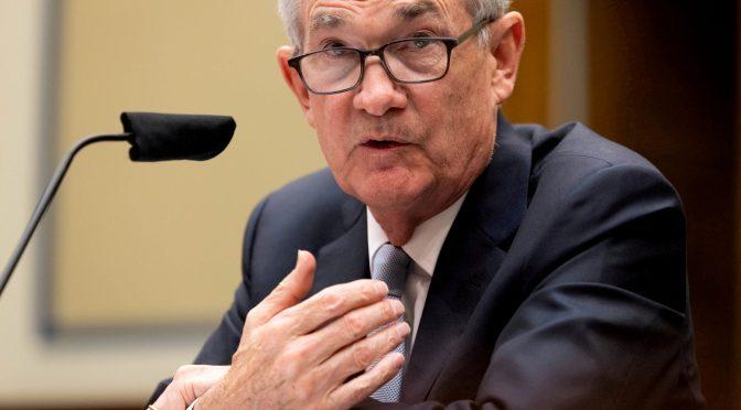 Wall Street mira cuatro años más para Powell en la Reserva Federal