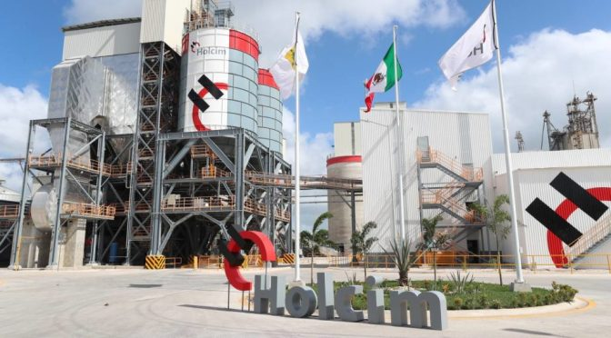 Holcim venderá negocios brasileños a CSN en un acuerdo de mil millones de dólares