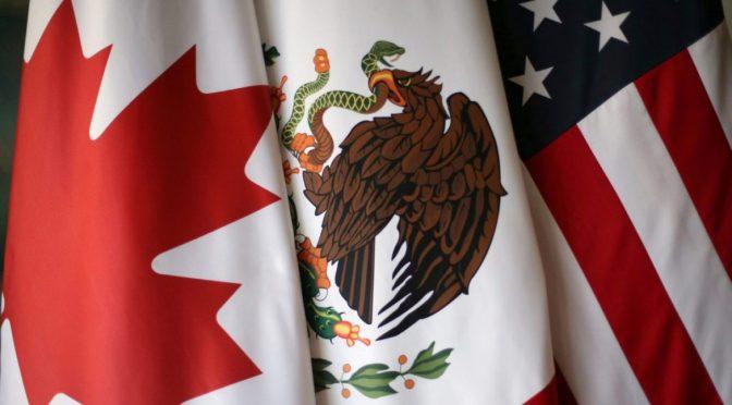 México discutirá con Canadá y Estados Unidos incluir a Reino Unido al T-MEC