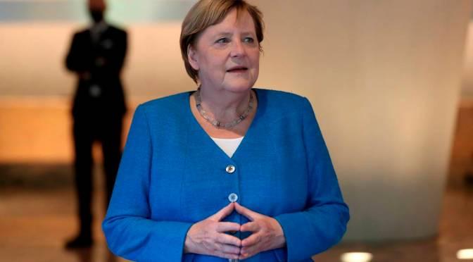 Una feminista reacia: Merkel todavía inspira a muchas mujeres