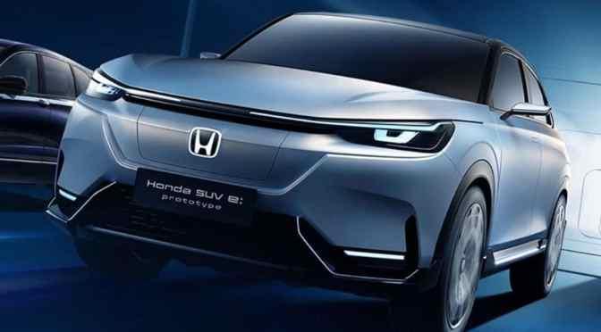 Honda apunta a las ventas anuales de 70,000 vehículos eléctricos Prologue en EU a partir de 2024