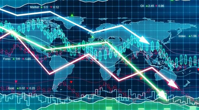 Futuros cae más del 1% en preocupaciones de crecimiento, el enfoque se dirige a la Reserva Federal