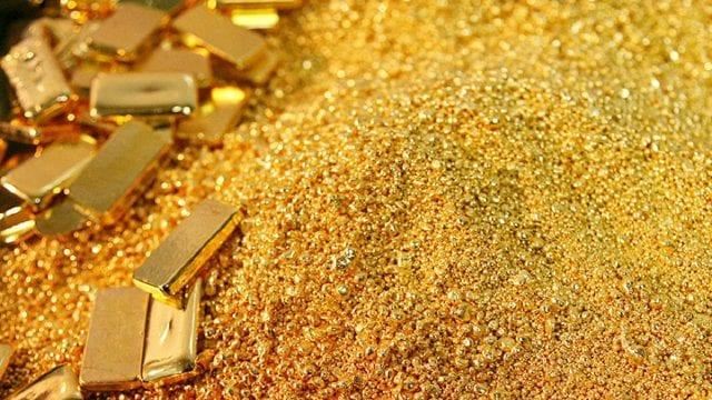 """Precios del oro se mantuvieron """"atrapados"""" en un rango ajustado"""