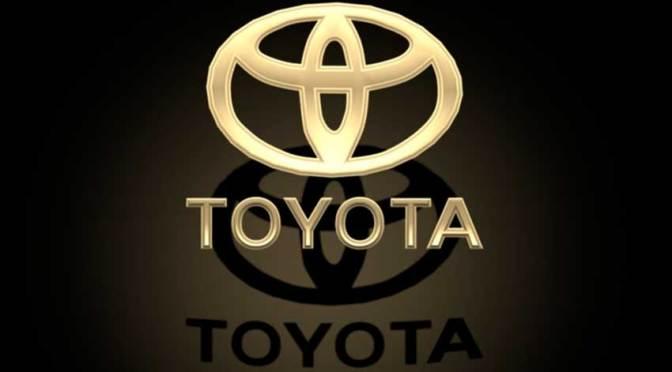Toyota reduce el objetivo de producción en un 3% debido a escasez de piezas y chips