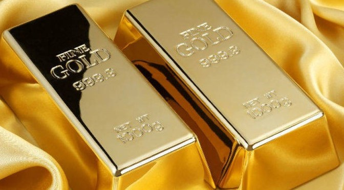 Precios del oro se recuperan a media semana
