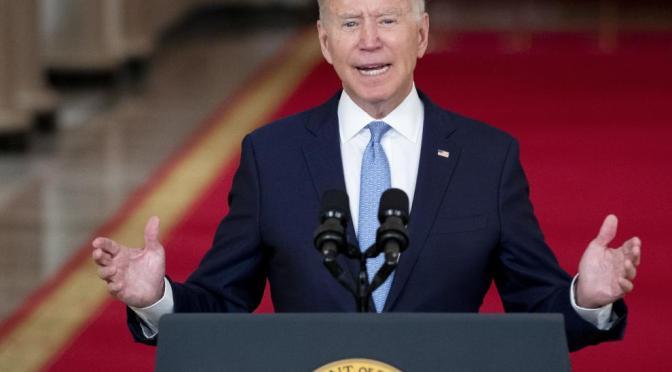 Biden esbozará un plan para frenar la variante Delta del coronavirus