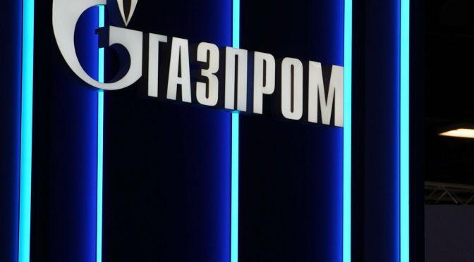 Gazprom dice que los precios del gas podrían desestabilizar la economía europea