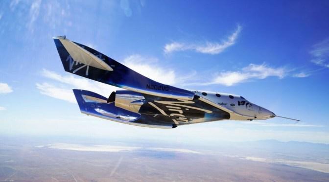 Virgin Galactic obtiene permiso de la FAA para volver al espacio