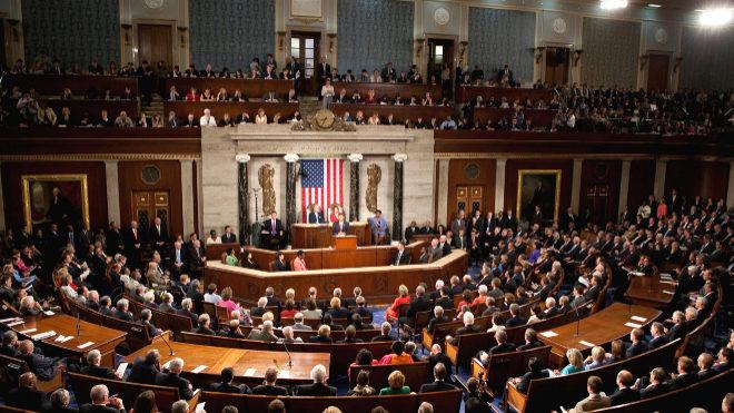 Nerviosismo en torno a la falta de un acuerdo entre demócratas y republicanos para suspender el límite de la deuda