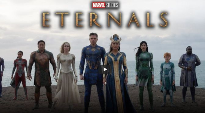 Se estrena Eternals, primer película de Marvel con un elenco diverso y e inclusivo
