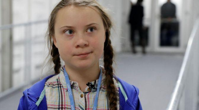 Premio Nobel de la Paz: ¿Es este el año de Greta Thunberg?