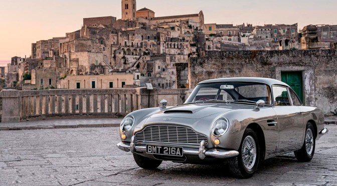 No Time To Die: Aston Martin de James Bond se vuelve eléctrico