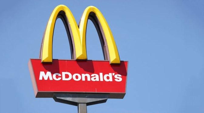 De la carne a la energía, McDonald's apunta a tener cero emisiones netas para 2050