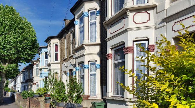 Precios de la vivienda en el Reino Unido suben un 1.7 % en septiembre