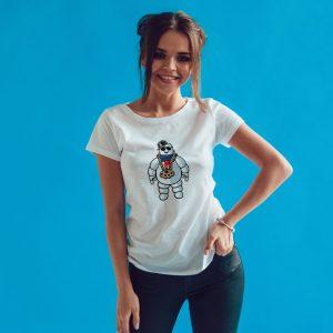 offrez vous ce Magnifique T-shirt pop culture Bibendum Chill Los Angeles original et agréable à porter, imprimé et expédié directement depuis notre atelier Français situé à Jurançon au cœur des Pyrénées, en plein Béarn 64 niché entre l'océan et la montagne. Disponible en taille S, M, L, XL et XXL. 100% coton