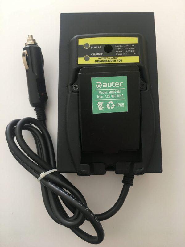 Autec Kumanda 800mah Batarya Muadil Şarj Cihazı