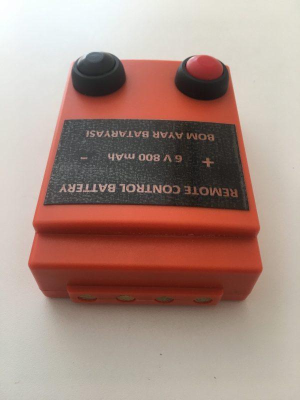 HBC 727 Junjin Zoomlion Bom Ayar Bataryası