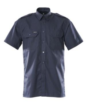 00503 Overhemd, met korte mouwen