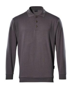 00785 Polosweatshirt