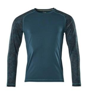 17281 T-shirt, met lange mouwen