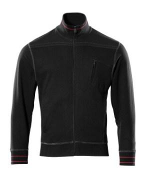 50353 Sweatshirt met rits