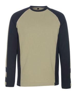 50568 T-shirt, met lange mouwen