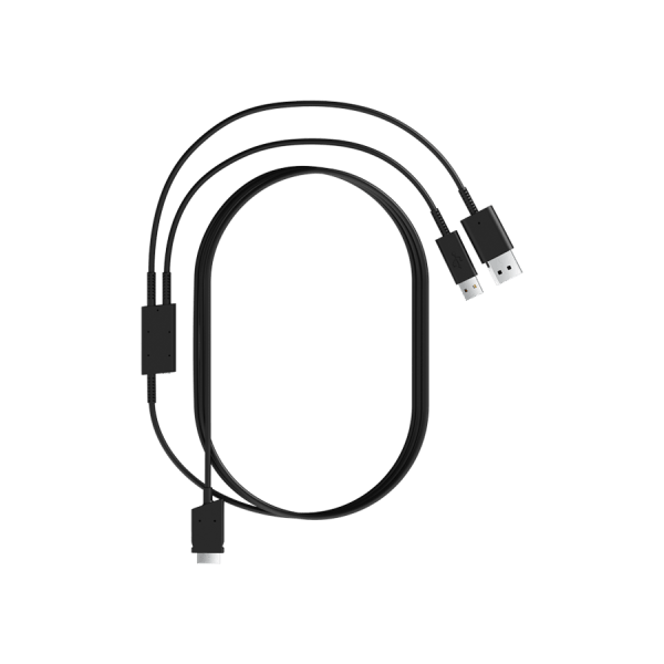 5m DP/USB Cable (Suitable for adapter models)