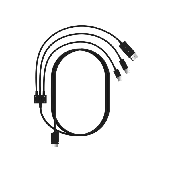 4.5m USB/DP Cable for USB models