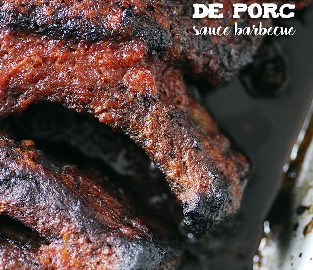un livre une recette 31 travers de porc sauce barbecue piment oiseau. Black Bedroom Furniture Sets. Home Design Ideas