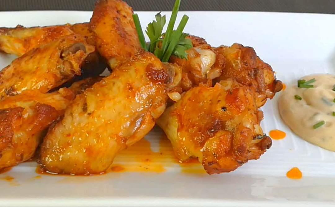 Receta de alitas de pollo con Pimentón de La Vera