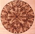 Leaves Mandala