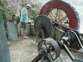 Rice Water Mill, Arakan