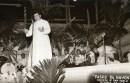 Padre Bonaldo Pietro Filippine - Natale 1968 stampa b/n