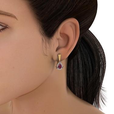 The Aanamika Earrings
