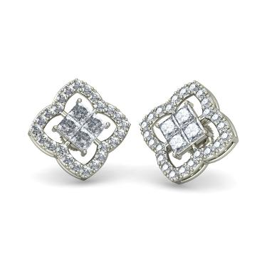 diamond studs earrings online
