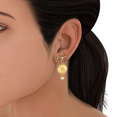 The Madhumati Earrings