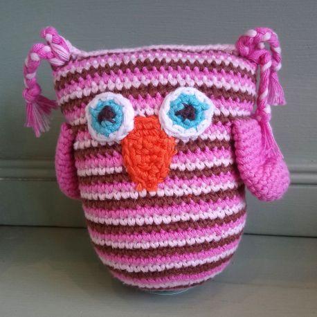 Owl Rattle-M