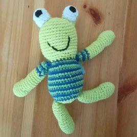 Frog Rattle